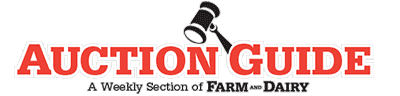Farm and Dairy Auction Guide logo
