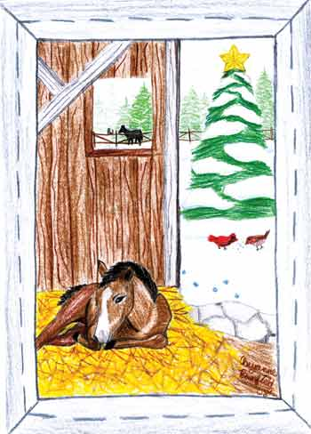 Art Contest Honorable Mention: Cheyanne Bamfield