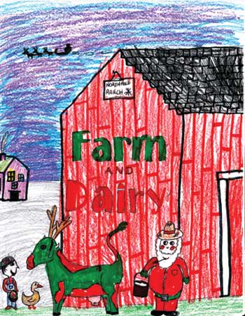 Art Contest Honorable Mention: Claire Morrow