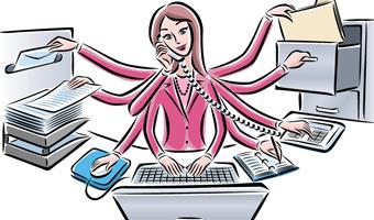 Multitasking boosts mood
