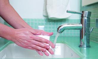 sanitation and allergies