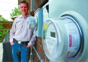 saving electricity