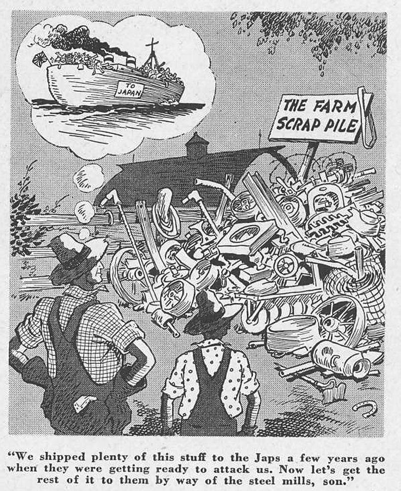 World War II comic