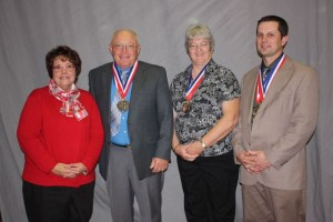 OFBF president's award 2012