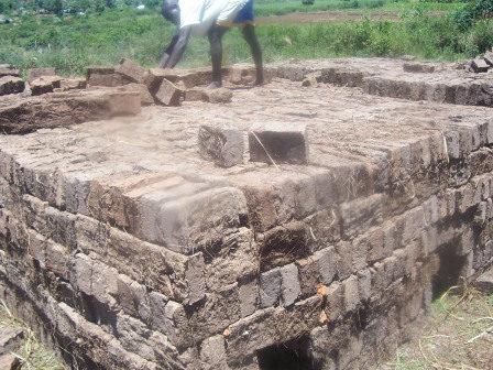 brick mound