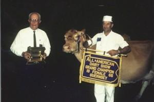 John Marchezak & Champion