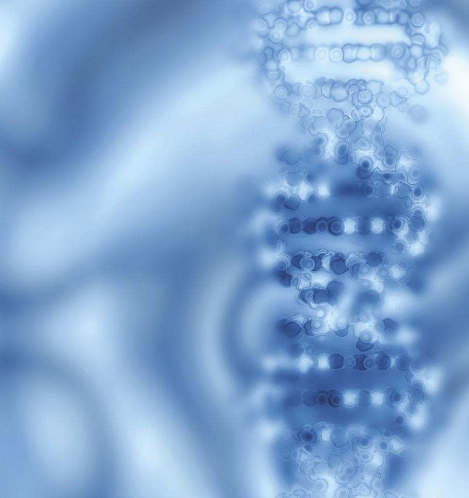 DNA-blue