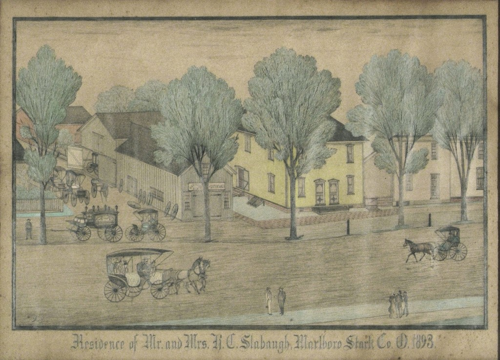 1893 #909 Slabaugh