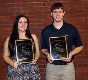 Wayne County Outstanding Dairy Youth