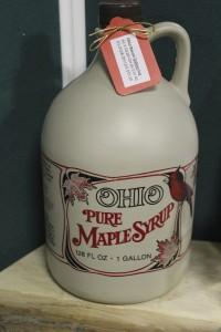 Maple jug