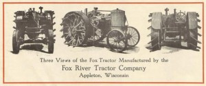 The Fox Tractor