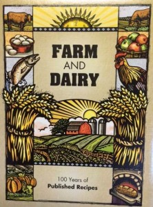 Farm and Dairy 100th Anniversary Cookbook