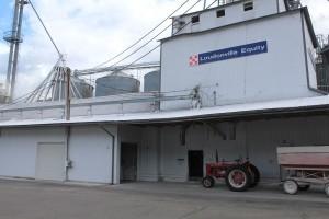 Loudonville mill alone