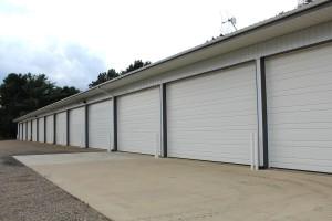 New storage facility.