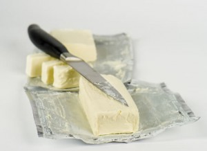 stick of margarine